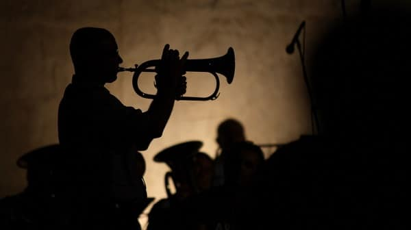 "Festival ""Time in Jazz"" a Berdicchia, Sardegna"