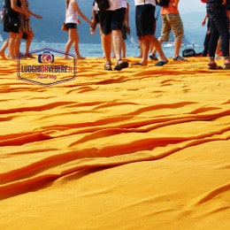 The Floating Piers   Lago d'Iseo (Lombardia)