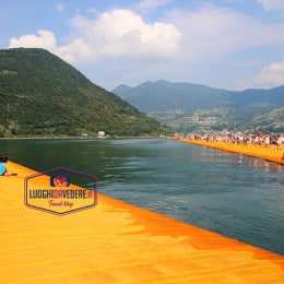 The Floating Piers | Lago d'Iseo (Lombardia)