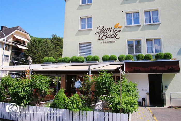 Dove dormire a Lucerna? Zum Beck: hotel in stile shabby chic