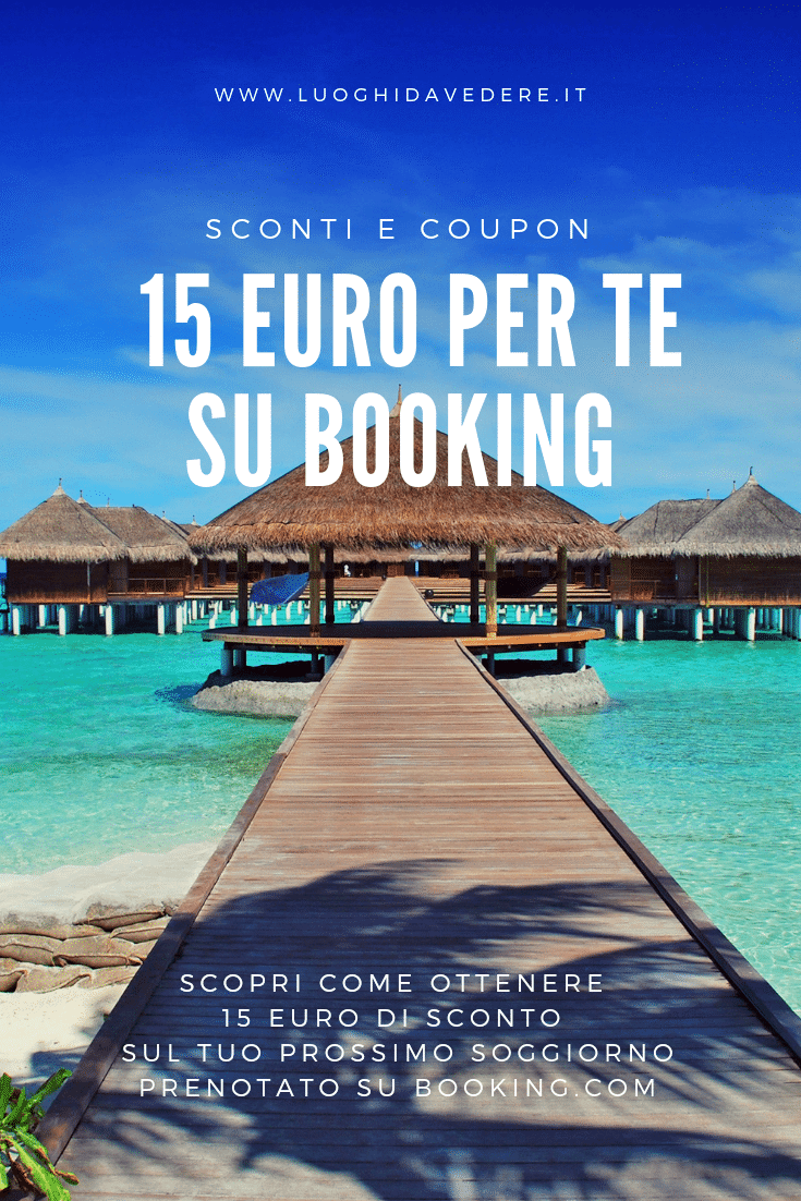 15 euro in regalo se prenoti su booking | Sconti e coupon Booking