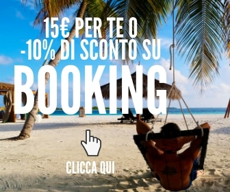 Sconto Booking di 15€